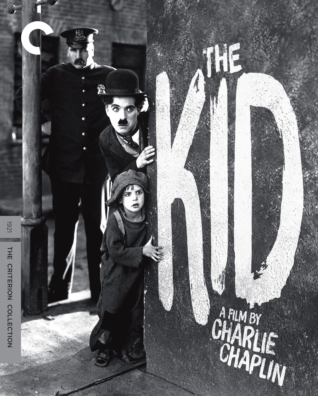 The Kid (1921) The Criterion Collection Blu-ray