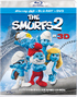 The Smurfs 2 in 3D (Blu-ray)
