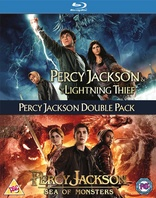 Percy Jackson And The Olympians The Lightning Thief Blu Ray Release Date July 5 2010 Blu Ray Dvd Digital United Kingdom