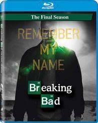Breaking Bad: The Final Season Blu-ray
