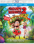 Cloudy with a Chance of Meatballs 2 3D (Blu-ray)