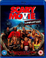 Scary Movie 5 Blu Ray Release Date August 19 2013 Hmv Exclusive United Kingdom