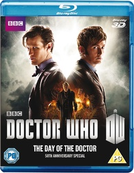 Doctor Who: The Day of the Doctor 3D Blu-ray