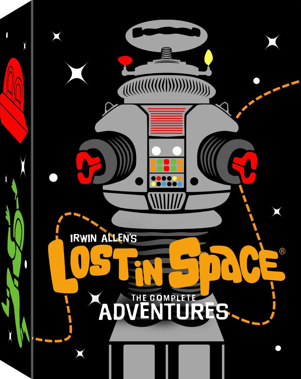 Lost in Space Blu-ray Collection