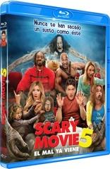 Scary Movie 2 Blu Ray Scary Movie 2 Otra Pelicula De Miedo Mexico