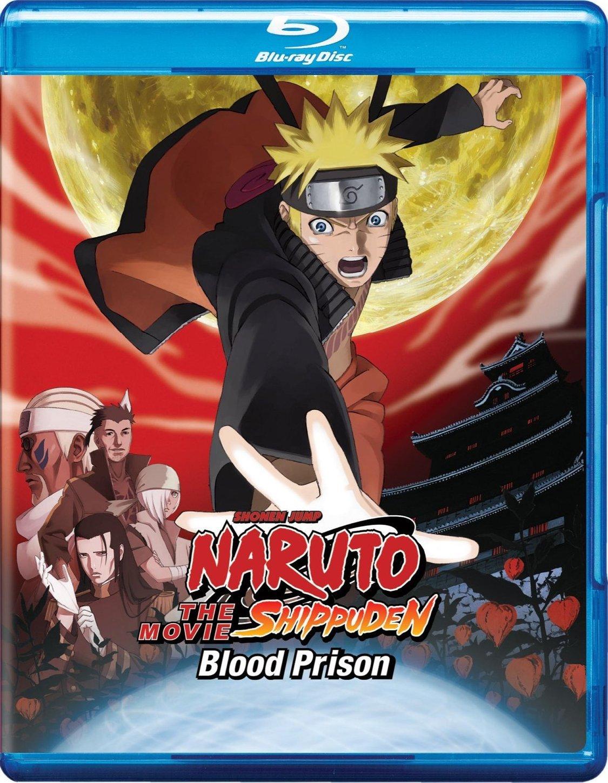 Naruto The Movie 8 Blood Prison Sub Indo