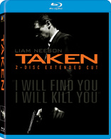 Taken Blu Ray Release Date May 12 2009 2 Disc Extended Cut