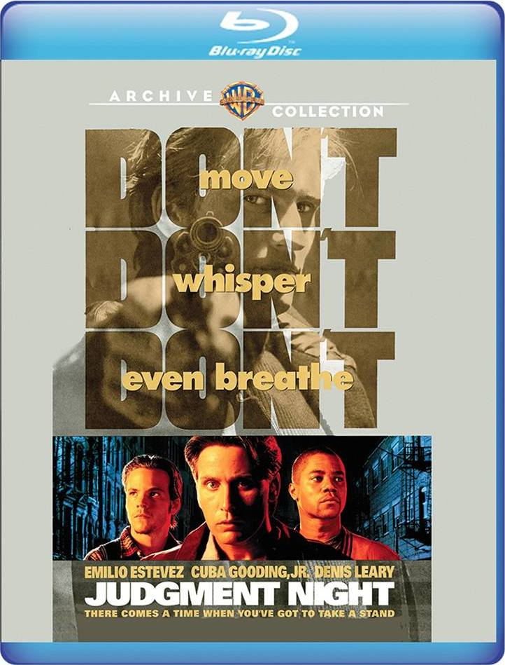 Judgment Night (Warner Archive Collection)(Blu-ray)(Region Free)