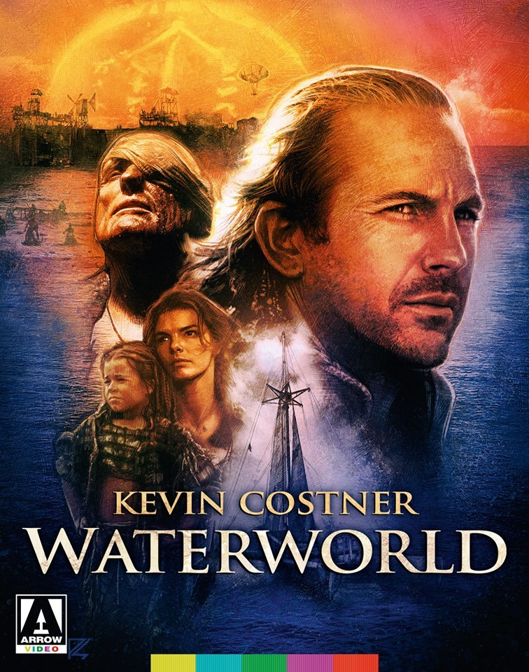 Waterworld (Limited Edition)(Blu-ray)(Region A)