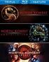 Mortal Kombat Triple Feature (Blu-ray)