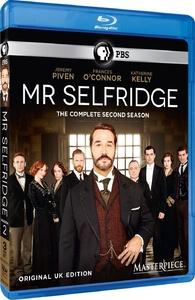 0e1bcd3eff01 Mr. Selfridge  The Complete Second Season Blu-ray  Original UK Edition