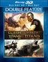 Clash of the Titans 3D / Wrath of the Titans 3D (Blu-ray)