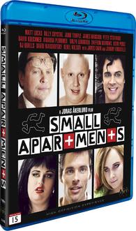 Small Apartments Blu Ray
