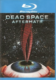 Dead Space Aftermath Blu Ray Release Date January 25 2011 Dvd