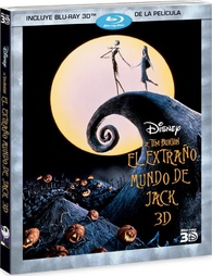 the nightmare before christmas 3d blu ray - Nightmare Before Christmas 3d