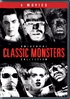 Universal Classic Monsters Collection: Dracula / Frankenstein / Mummy / The Invisible Man / The Bride Of Frankenstein / The Wolf Man (DVD)