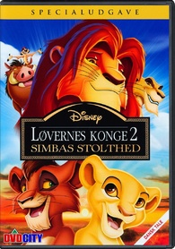 The Lion King 2 Simba S Pride Dvd Release Date September 10 2004 Lovernes Konge Ii Simbas Stolthed Specialudgave Denmark