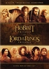 The Hobbit Trilogy and The Lord of the Rings Trilogy (DVD)