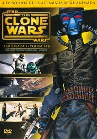 Star Wars The Clone Wars Season 1 Volume 6 Dvd Star Wars The Clone Wars Temporada 1 Volumen 6 Mexico