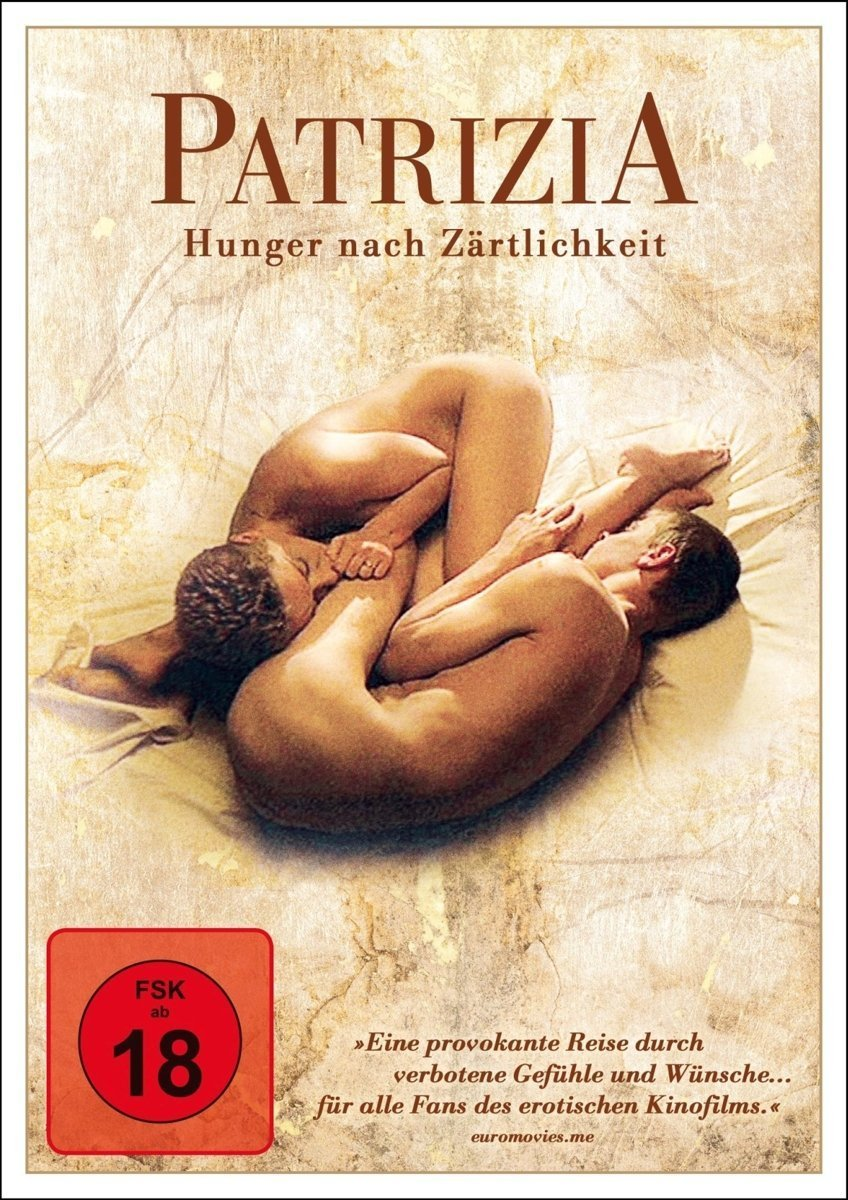 Fotografando Patrizia patrizia - hunger nach zärtlichkeit dvd (germany)