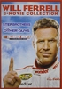 Will Ferrell 3-Movie Collection: The Other Guys / Step Brothers / Talladega Nights: The Ballad of Ricky Bobby (DVD)