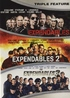 Triple Feature: The Expendables / The Expendables 2 / The Expendables 3 (DVD)