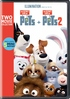 The Secret Life of Pets 2-Movie Collection (DVD)