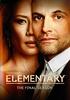 Elementary: The Final Season (DVD)