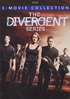 The Divergent Series: 3-Film Collection (DVD)