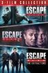 Escape Plan: 3-Film Collection (DVD)