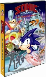 Sonic The Hedgehog Freedom Fighters Unite Dvd Release Date May 5 2009