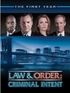 Law & Order: Criminal Intent: The First Year (DVD)