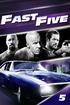 Fast Five (Digital)