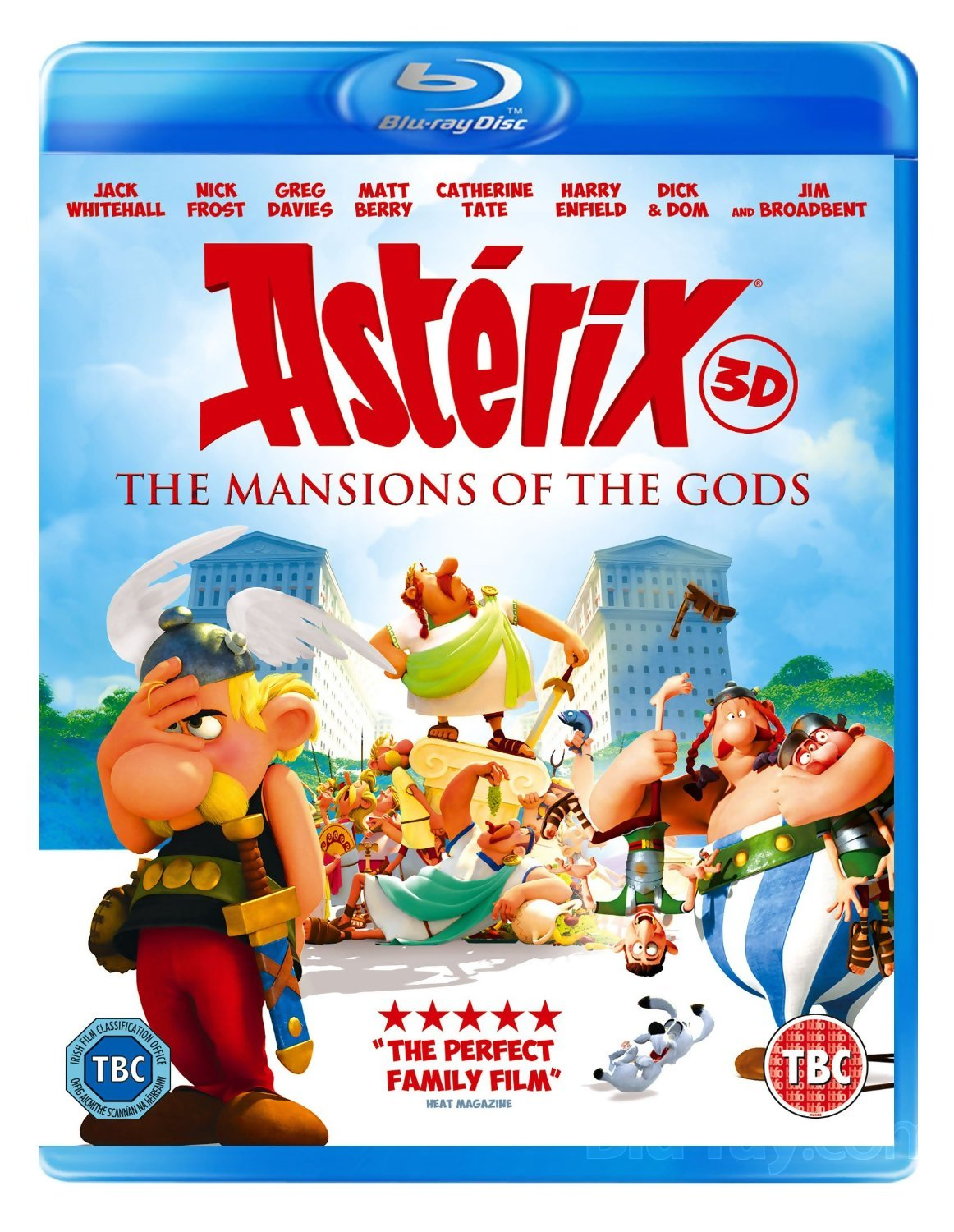 Asterix and Obelix: Mansion of...