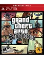 Grand Theft Auto: San Andreas Greatest Hits (PS3)