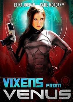 Vixens From Venus Movie 2021
