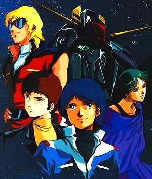 Mobile Suit Zeta Gundam 1985 1986
