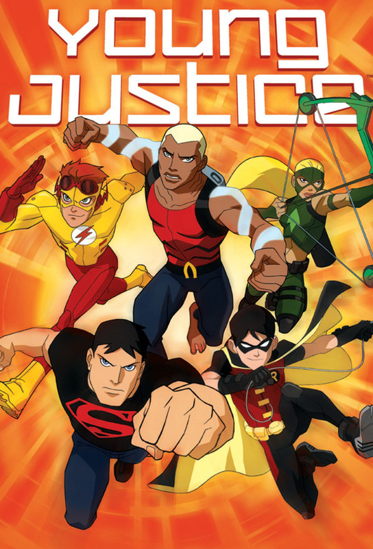 Young Justice (2010) Hindi Dubbed Netflix Original Series S01 Complete 1.5GB HDRip 480p Download