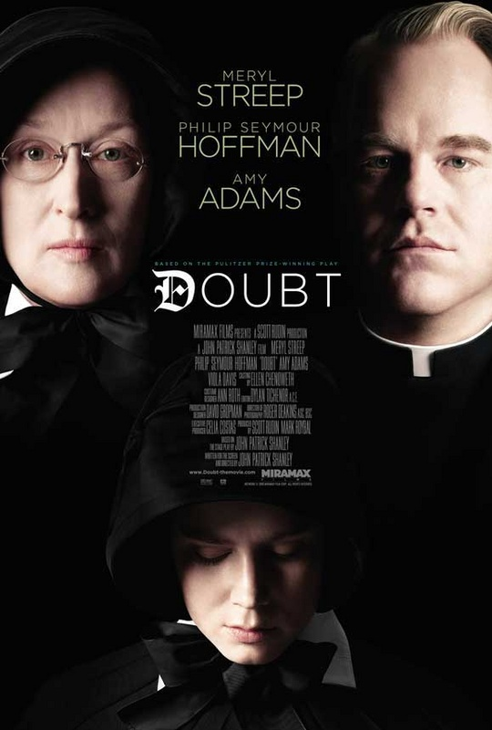 Image result for doubt 2008 blu ray
