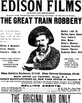 the great train robbery 1903