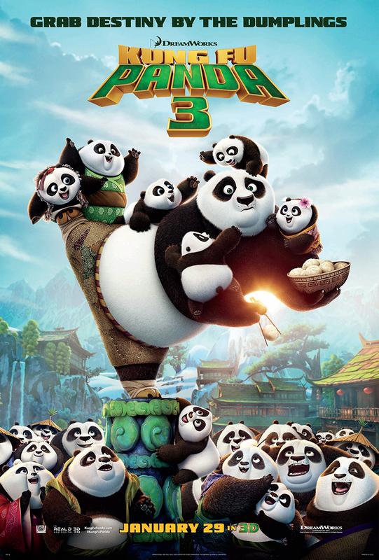 kungfu panda 3 cz dabing