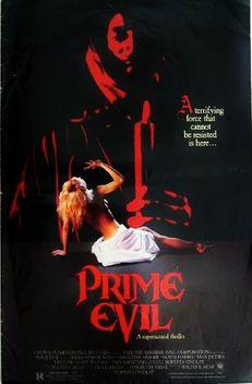 First Evil (1988)