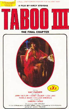Taboo 3 the final chapter
