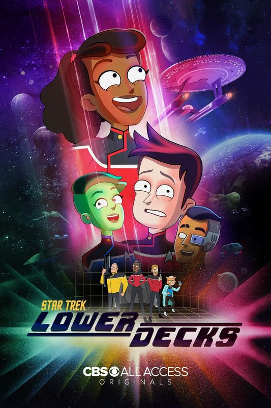Star Trek: Lower Decks (2020 - )