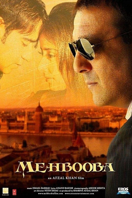 Mehbooba 2008 Hindi Movie 400MB AMZN HDRip 480p ESubs Download