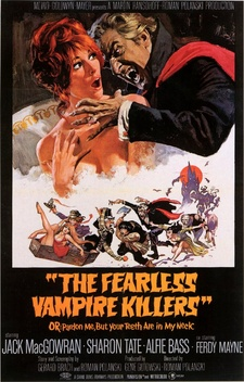 The Fearless Vampire Slayers (1967)
