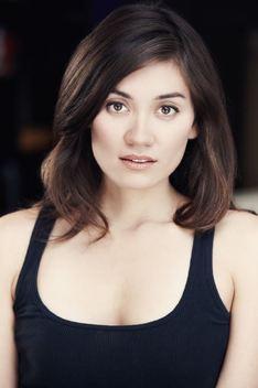 Vanessa Matsui beautiful