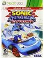 Sonic & All-Stars Racing Transformed Bonus Edition (Xbox 360)