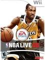 NBA Live 08 (Wii)