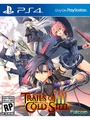 The Legend of Heroes: The Trails of Cold Steel III (PS4)